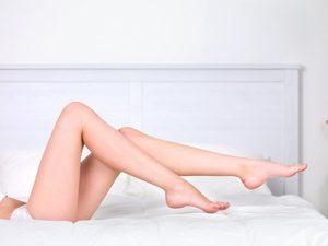 lợi ích của 3 bài tập chân với ocn lăn nhiệt Hecquyn