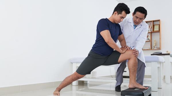 Vật lý trị liệu là phương pháp hiệu quả