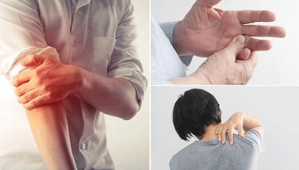 Gai cột sống cổ sẽ gây ra những cơn đau lan rộng đến các chi