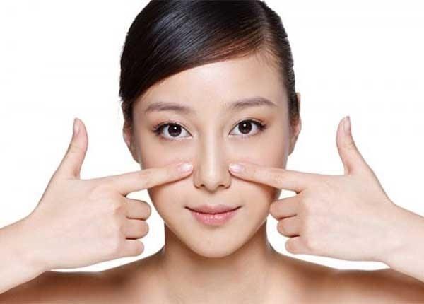 Cách bấm huyệt chữa sổ mũi, ngạt mũi