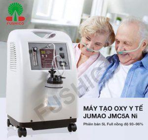 Hướng dẫn sử dụng máy tạo oxy đúng cách