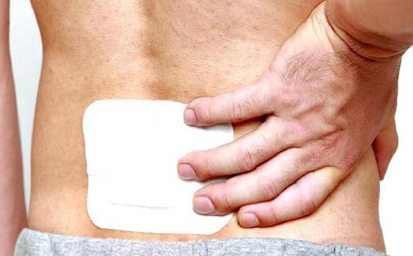 Miếng dán chống đau lưng